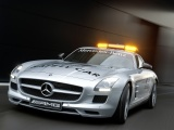 2010 Mercedes Benz Sls Amg F1 Safety Car