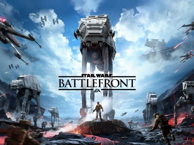 2015 Star Wars Battlefront Game (click to view)