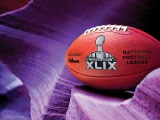 2015 Super Bowl XLIX NFL Football