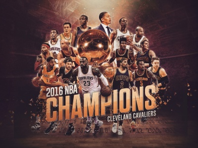2016 Nba Champions (click to view)