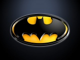 3D Batman Logo