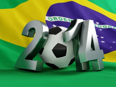 3D FiFa World Cup Brazil 2014 (click to view)