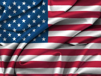 3D USA Flag (click to view)
