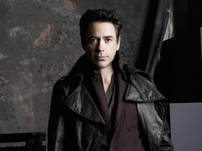 Actor Robert Downey Jr (click to view)