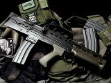 Airsoft Guns L85 Rifle