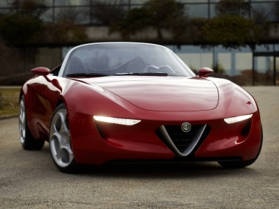 Alfa Romeo Super Car (click to view)