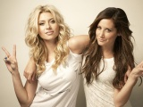 Alyson Michalka Ashley Tisdale