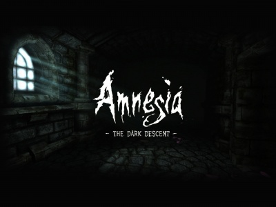 Amnesia The Dark Descent Game