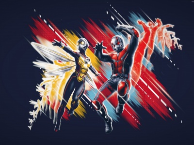 Ant Man And The Wasp (click to view)