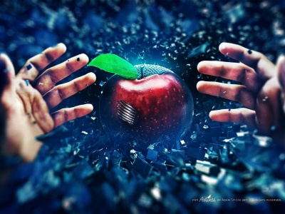 Apple Battle (click to view)