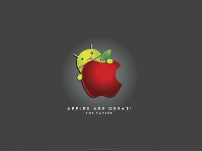 Apples Android Funny (click to view)
