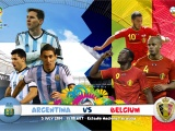 Argentina Vs Belgium Quarter Finals