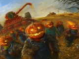 Attack Of The Jack-O-Lanterns