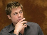 Attractive Brad Pitt Male Celebrity