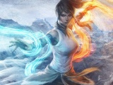 Avatar Corrie A Legend Fire Water Korra