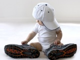 Baby Funny Shoes Sneakers Bigfoot