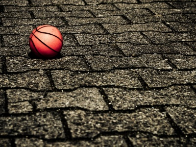 Basketball On The Street (click to view)