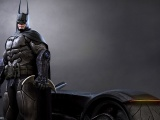 Batman And Motorbike 3D