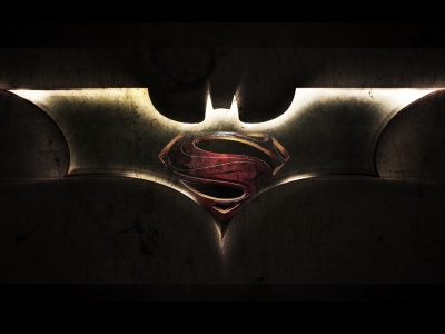 Batman And Superman Mix Logo (click to view)