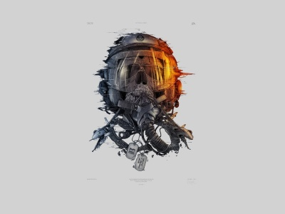 Battlefield 3 Game Art