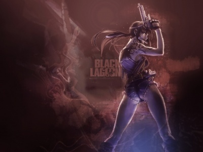 Black Lagoon Revie Weapons