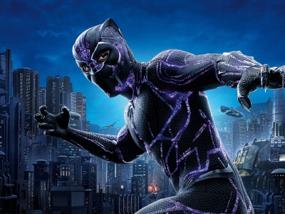 Black Panther 2018 Superhero Film