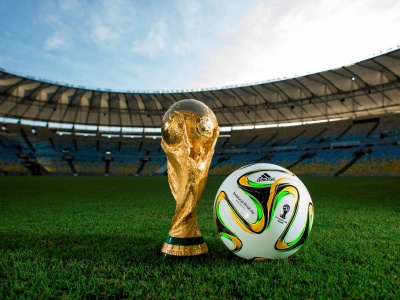 Brazuca 2014 WC Final Match Ball