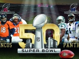 Broncos Vs Panthers Super Bowl 50