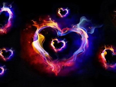 Burning Heart (click to view)