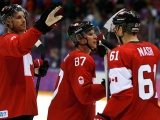Canadian Ice Hockey Players In Sochi