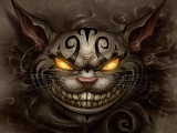 Cheshire Cat The Face Body Piercings Alice Madness Returns