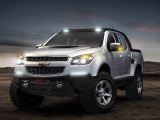 Chevrolet Colorado Rally Concept Car