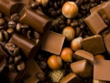 Chocolate Hazelnuts And Coffee