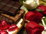 Chocolates And Roses