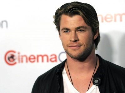 Chris Hemsworth Australian Actor Handsome Men (click to view)
