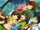 Clannad Anime Background