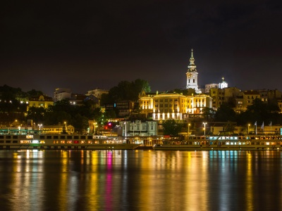 Coast Rivers Water - Belgrade Serbia (click to view)