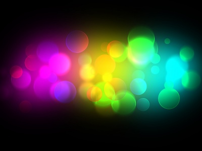 Colorful Bokeh (click to view)