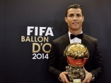 CR7 2014 Winner FIFA Ballon DOr