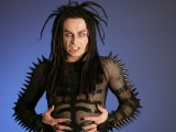 Cradle Of Filth Solo Rocker Fear Make Up