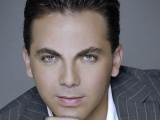 Cristian Castro Face Suit Eyes Look