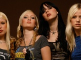Crucified Barbara Girls Band Look Chains