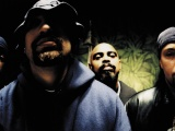 Cypress Hill Faces Beard Light Smock