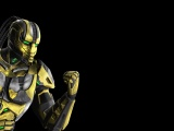 Cyrax From Games Mortal Kombat