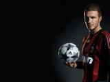David Beckham Milan Shirt Celebrity