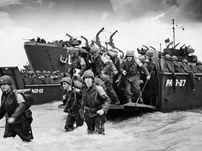 D-Day - June 6 1944 (click to view)