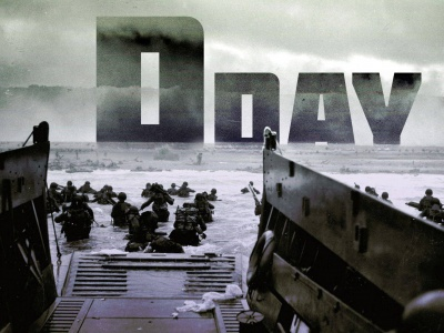 D-Day Normandy Landings (click to view)