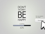 Dont Worry Be Happy Download Loading Computer