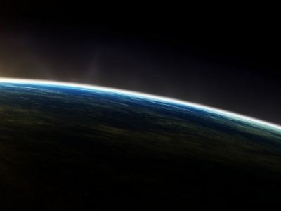 Earth From Space (click to view)