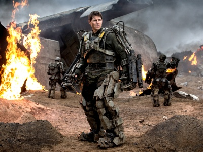 Edge Of Tomorrow 2014 - Tom Cruise (click to view)